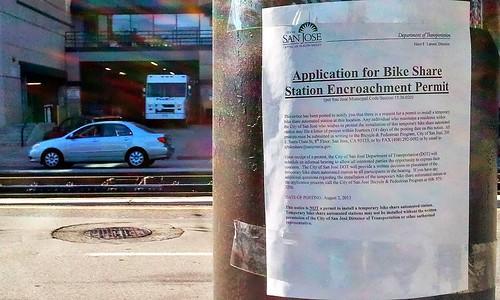 Encroachment permit