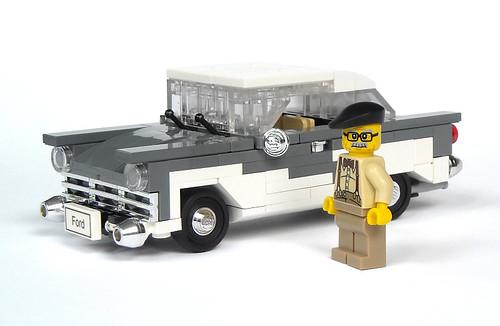 Ford Taunus 17M deLuxe (P2)