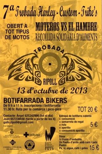 7ª Trobada Harley-Custom-Trike's Ripoll
