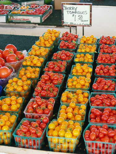 Local Tomatoes