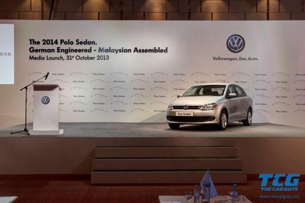 2014 Volkswagen Polo Sedan (1)