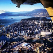 Reader T.R. | Flying into Vancouver from Victoria | 8:00am