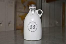 33 Acres Ceramic Growler