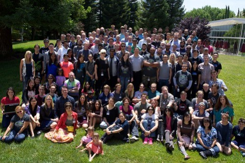 iOSDevCamp 2015 Group Photo