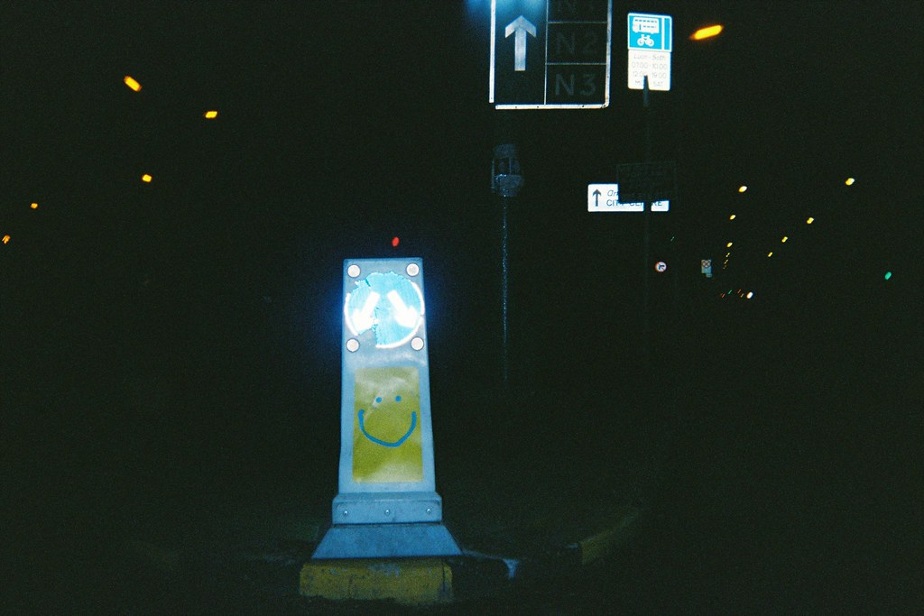 TUUKKA13 - LOST PHOTOS - 35MM DISPOSABLE CAMERA - DUBLIN