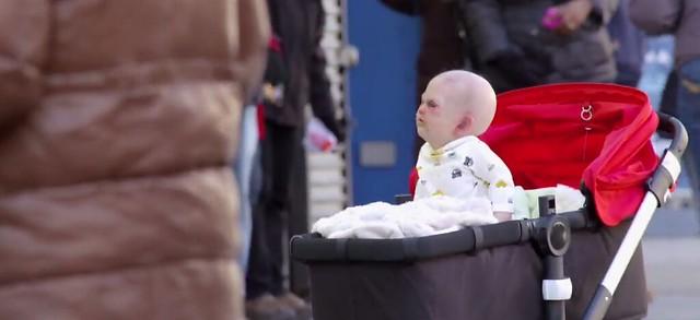 BABY ATTAKC CRI
