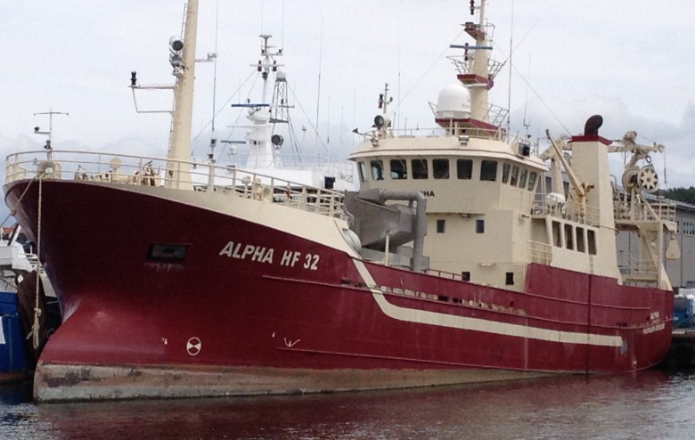 HF 32 Alpha