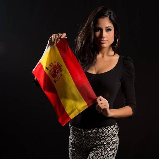 Miss Spain - Miss Universe 2013