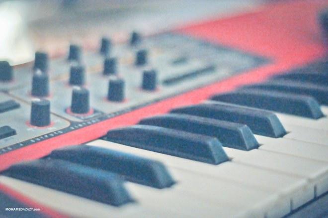 Noisy Keyboard