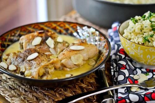 Mughlai Chicken-6