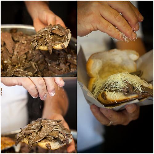 Pancreas sandwich