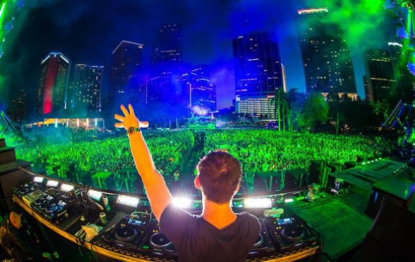 Hardwell at Ultra Miami 2014 Music Festival