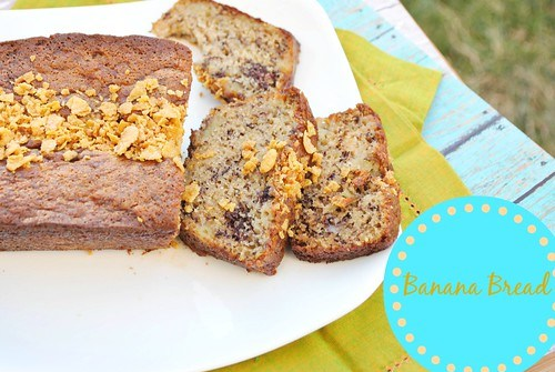 Banana Bread|Recipe for Random