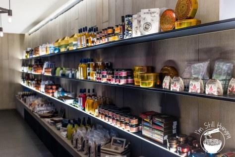 Jones the grocer aisles