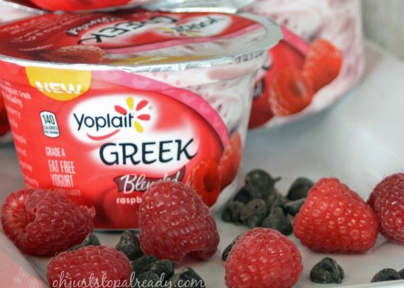 yoplait, yoplait greek, greek yogurt, muffins, organic, recipe