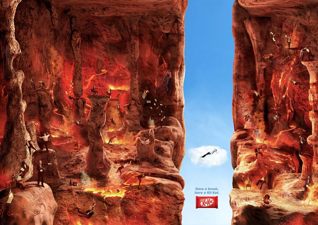 Kit Kat - Hell