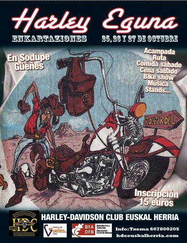 Harley Eguna - Sodupe Güeñes