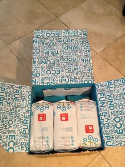 newborn diaper pack