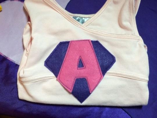 Amazing Annabel superhero logo