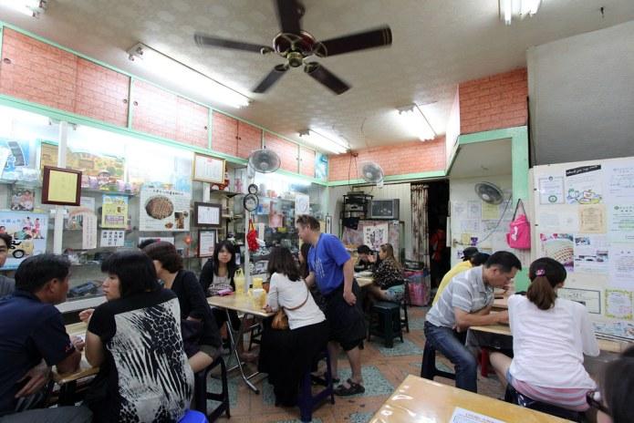 famous iced dessert shop in Hualien 1