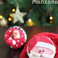 Cupcakes de Manzana con frosting de Jengibre
