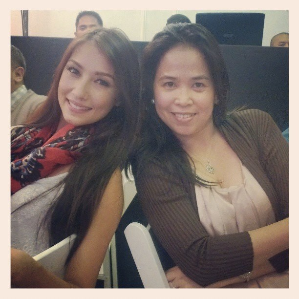 Me and Solenn