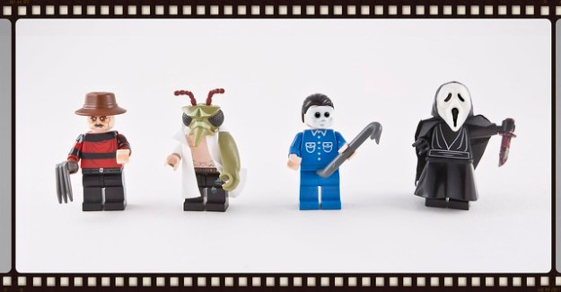 Movie Maniacs - Halloween Figbarf!