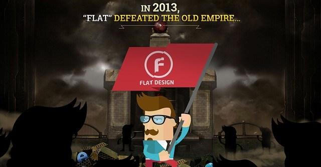 FLAT VS REALISM 2