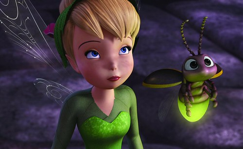 Tinkerbell and the Lost Treasures: Campanita y el Tesoro Perdido