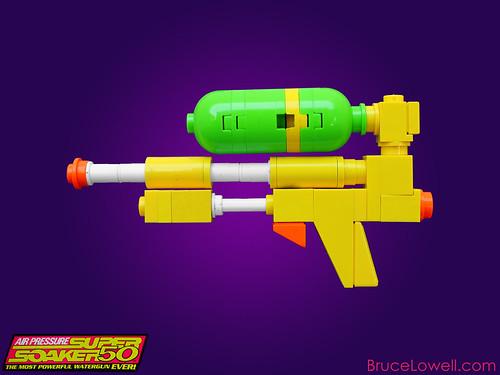 LEGO Super Soaker