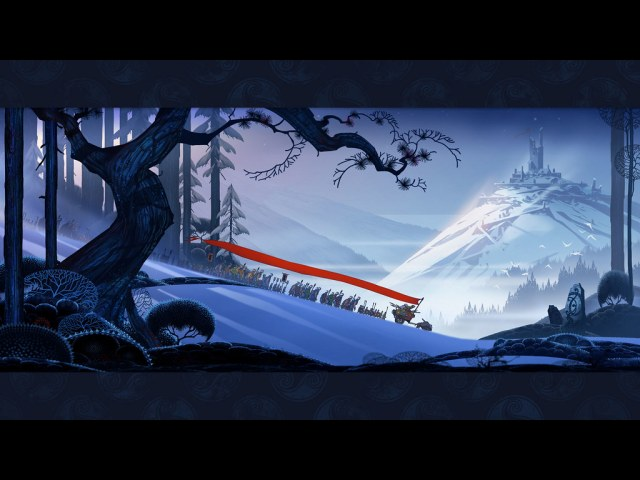 The Banner Saga created by Stoic Studio