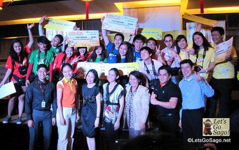 Cebu Pacific Air Juan for Fun Backpacker Challenge 2013
