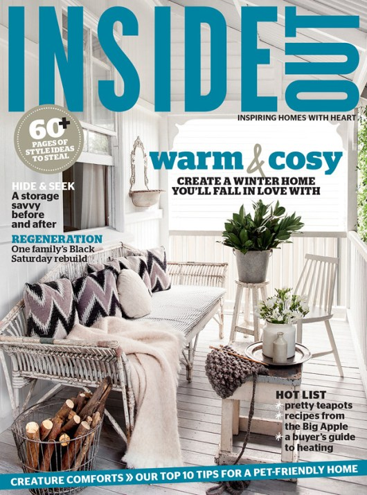 Inside Out, April 2013 AUSTRALIA