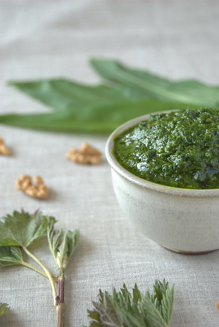 Nettle Ramp Pesto 2
