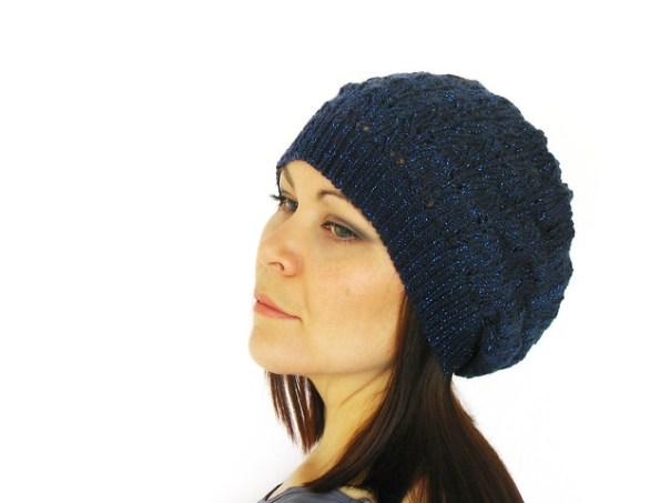 Milky Way Hat - new pattern from Eskimimi Makes