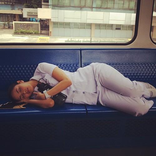 Megan in MRT