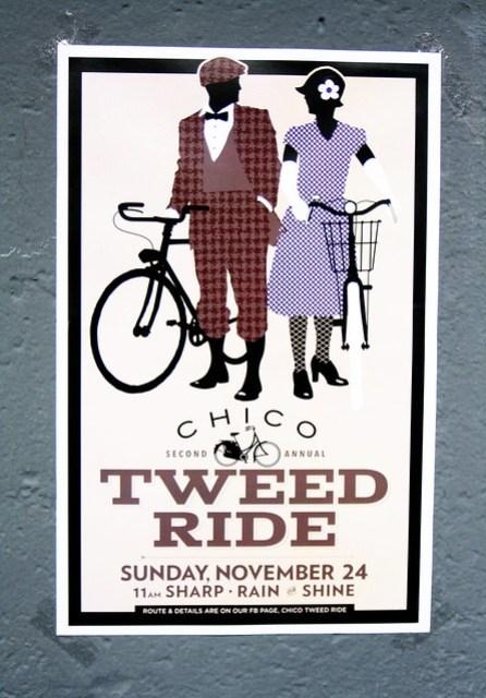 Chico Tweed Ride