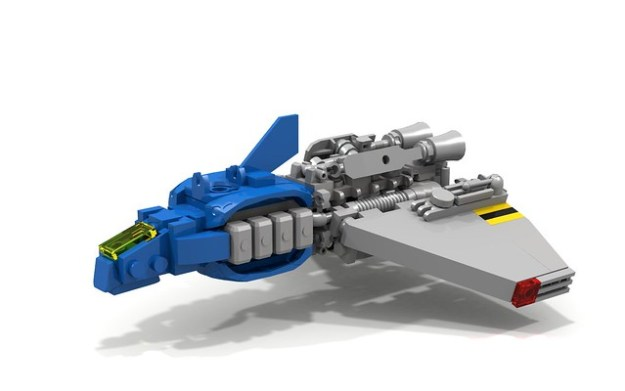 Mini Spaceship