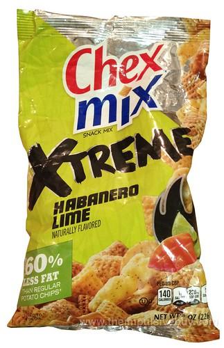 Chex Mix Xtreme Habanero Lime Snack Mix