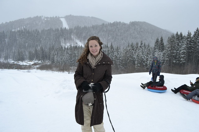 What To Do in Bukovel Ukraine _ Snow Tubing