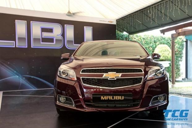 Chevrolet Malibu (5)