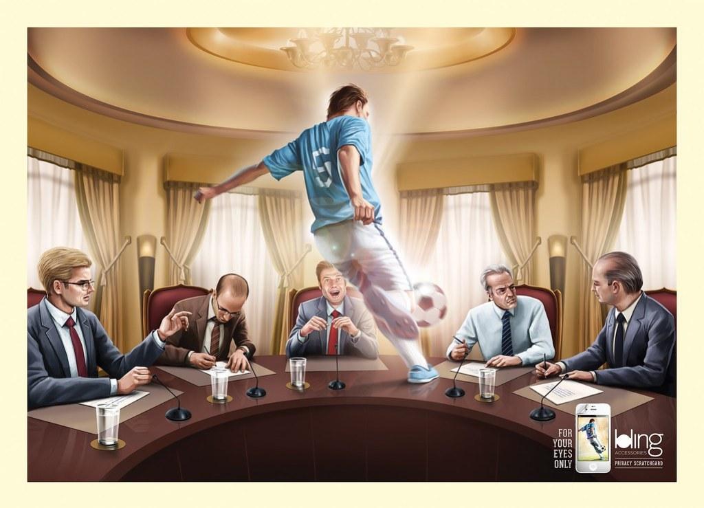 Bling - Football Meeting