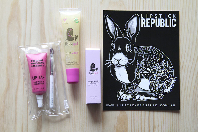 Beauty Stash from Lipstick Republic