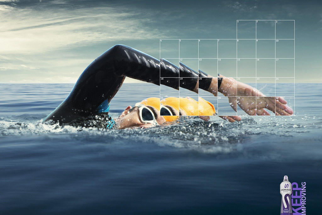 Ironage - Swimmer