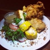 Fried Chicken - Summer 2014