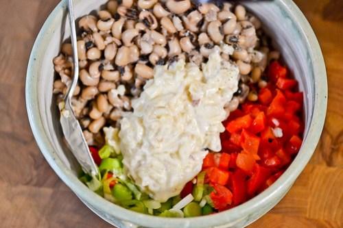 Black-Eyed Pea Salad-6