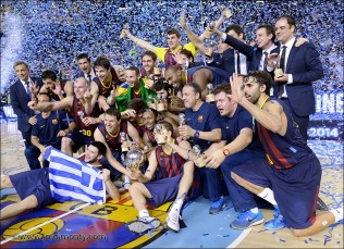 2013/14 FC Barcelona - R. Madrid Final Play off