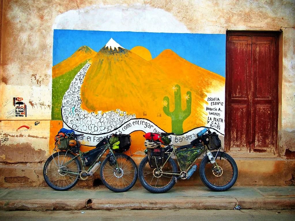 Famatina Mural