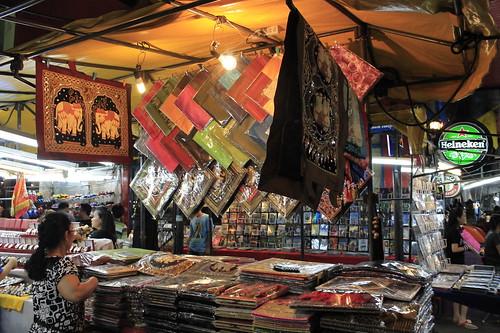 Shops at Patpong Night Market