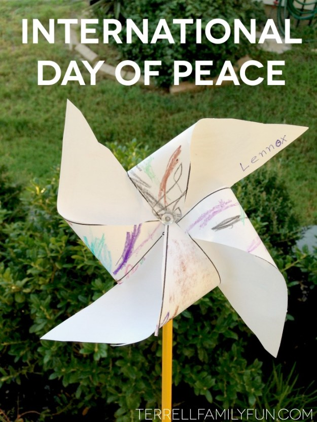 international day of peace montessori